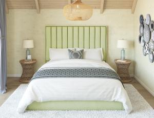 Кровать 140 Флоу в комплектации Спрингбокс