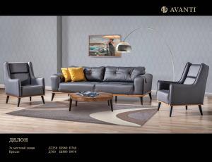 """Мягкая мебель """"Делон""""  Аванти Китай"""