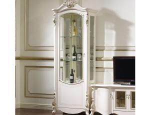 Гостиная Afina белая c золотом фирма Анна Потапова