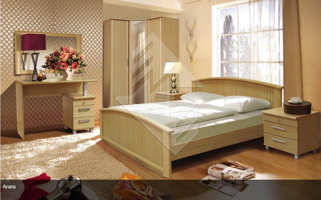 спальня агата фабрика молодечномебель каталог мебели